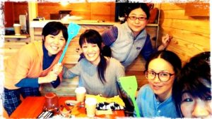初めての親勉体験会 in スコーン三角屋根、倶知安、北海道。個人事業主さんの会でした。