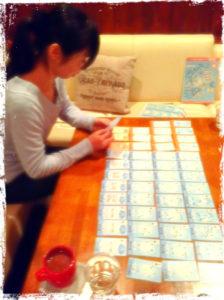 札幌 Hide-san亭 で初めての親勉初級講座。松本まきこ