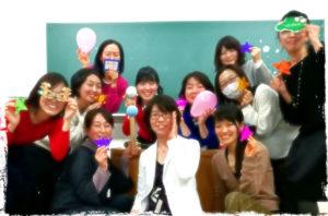 親勉ラボ、笹平麻紀子さんの笹平ラボへ北海道から初参加! 松本まきこ