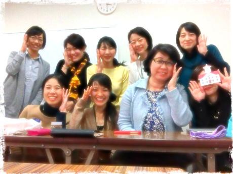 小室尚子先生の限定講座in 札幌  北海道 親勉インストラクター 松本まきこ