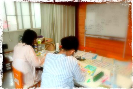 前回の親勉初級講座【北海道・札幌市】の様子。親勉インストラクター松本まきこ