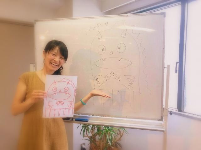 北海道親勉講座開講実績No,1 インストラクターリーダーとしてパルゴン描かせていただきました!札幌市にて