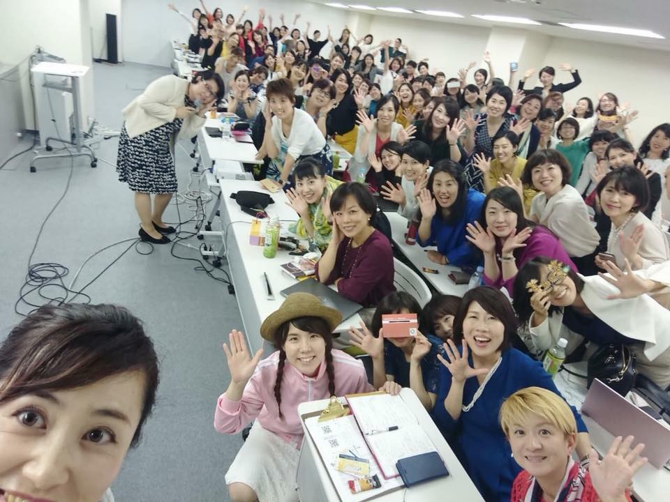 2018年10月20日240人のビジネス勉強会 in 東京 小室尚子先生