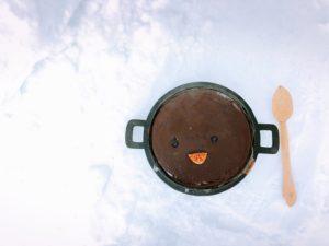 南の国からやってきたガングロ食べトレくん、地球まるごと遊び場に 北海道札幌 倶知安インストラクター 松本まきこ