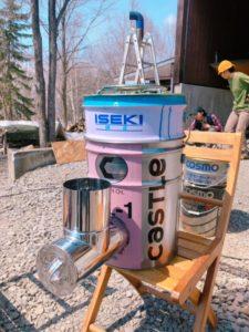 Off-grid guest house GRUGLUE(オフグリッドゲストハウスグルグル)ロケットストーブ完成!