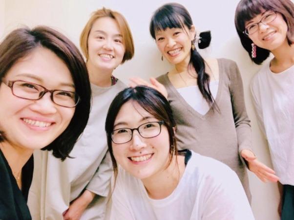 北海道室蘭市で初開催、食べトレ体験会 インストラクター松本まきこ 地球まるごと遊び場に 室蘭・登別のお母さんたちと。