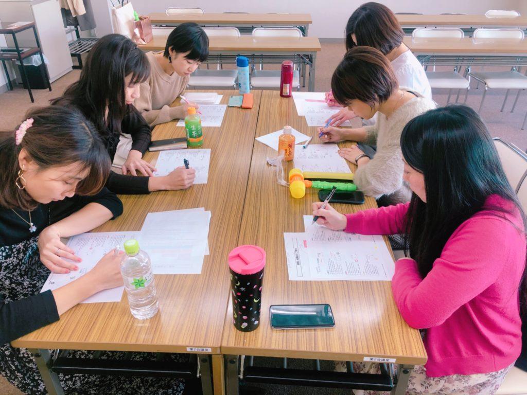 食べトレ体験会 北海道十勝帯広市 地球まるごと遊び場に インストラクター松本まきこ