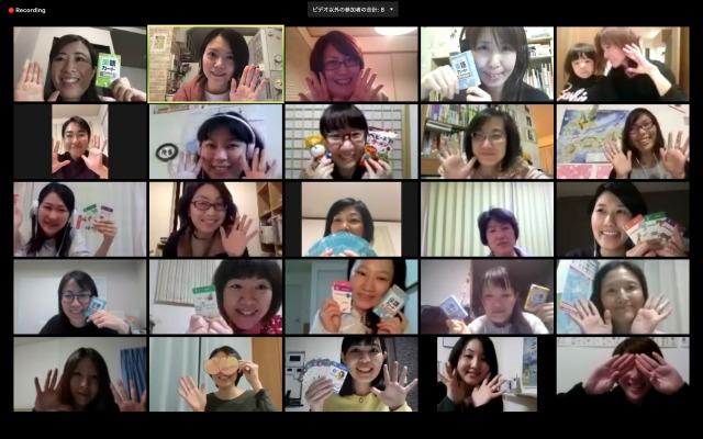 2020年5月の親勉ラボ『英語』テーマ。北海道、札幌、倶知安、室蘭、帯広、ZOOMオンライン受講。 地球まるごと遊び場に
