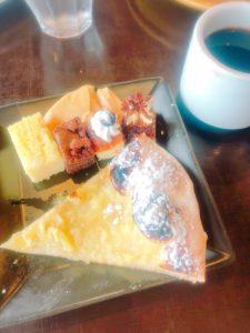 BUFFET & CAFE omp (ブッフェ アンド カフェ オンプ) アルティモール東神楽店 デザートPIZZA
